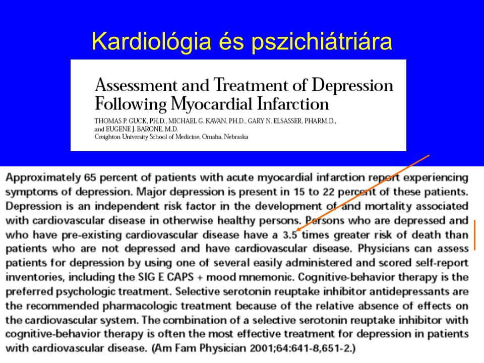 Nonresponse to Treatment for Depression Following Myocardial Infarction: Association With Subsequent Cardiac Events Figure 2.
