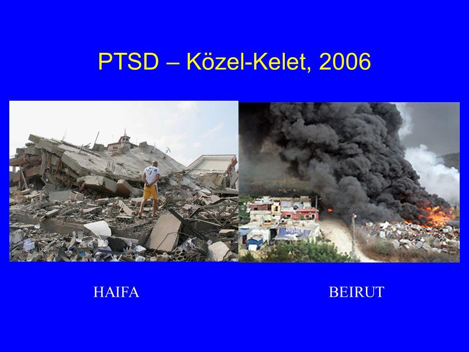 HAIFABEIRUT PTSD – Közel-Kelet, 2006