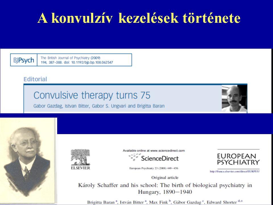 2014. 07. 23.66 A konvulzív kezelések története