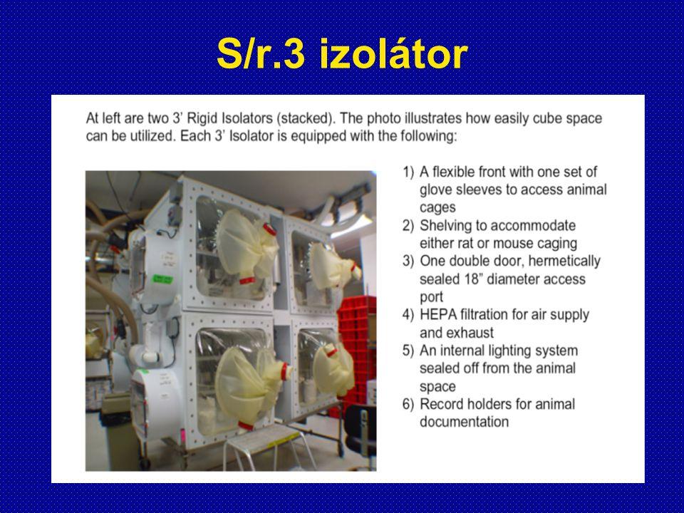 S/r.3 izolátor