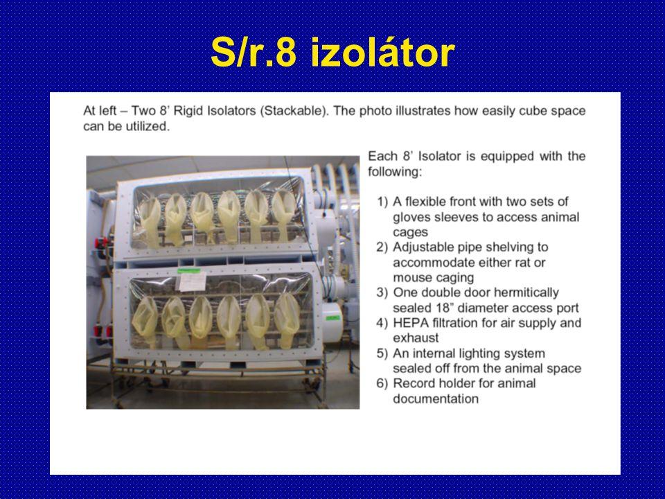 S/r.8 izolátor
