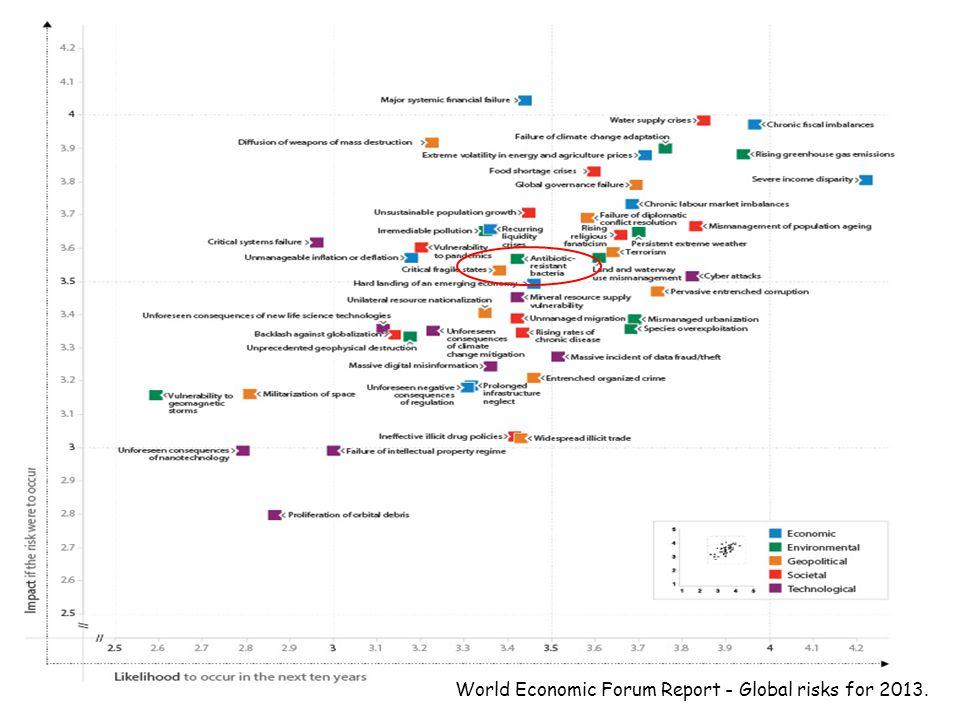 World Economic Forum Report - Global risks for 2013.