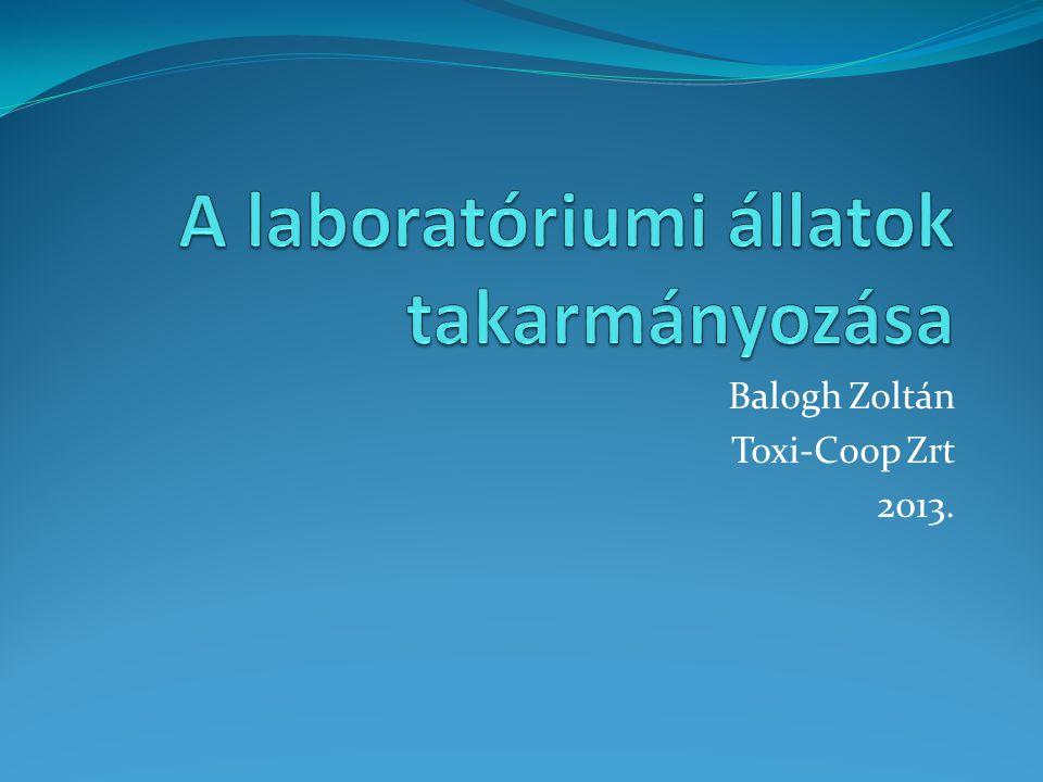 Balogh Zoltán Toxi-Coop Zrt 2013.