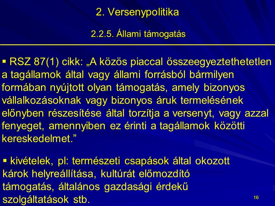 15 2.Versenypolitika 2.2.4.