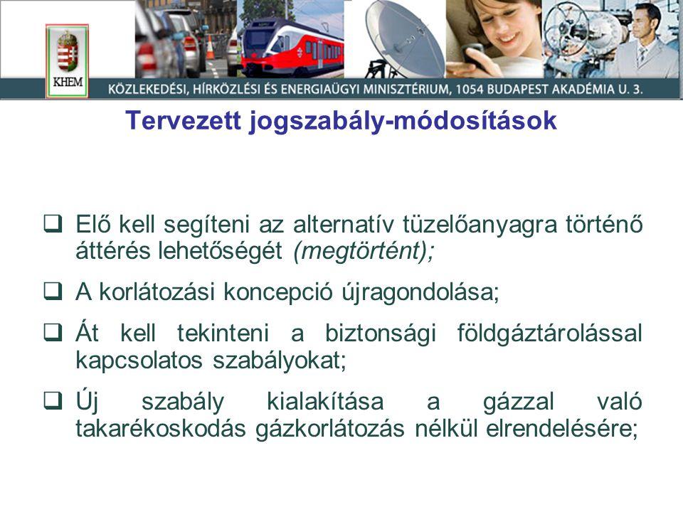 A harmadik belső energia piaci csomaggal kapcsolatos közösségi jogalkotási folyamat Az Európai Parlament és a Tanács az alábbi irányelveket és rendeleteket fogadta el:  713/2009/EK rendelet az Energiaszabályozók Együttműködési Ügynöksége létrehozásáról  714/2009/EK rendelet a villamos energia határokon keresztül történő kereskedelme esetén alkalmazandó hálózati hozzáférési feltételekről és az 1228/2003/EK rendelet hatályon kívül helyezéséről  715/2009/EK rendelet a földgázszállító hálózatokhoz való hozzáférés feltételeiről és az 1775/2005/EK rendelet hatályon kívül helyezéséről  Az Európai Parlament és a Tanács 2009/72/EK irányelve a villamos energia belső piacára vonatkozó közös szabályokról és a 2003/54/EK irányelv hatályon kívül helyezéséről  Az Európai Parlament és a Tanács 2009/73/EK irányelve a földgáz belső piacára vonatkozó közös szabályokról és a 2003/55/EK irányelv hatályon kívül helyezéséről