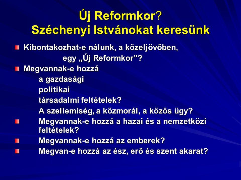 Új Reformkor.