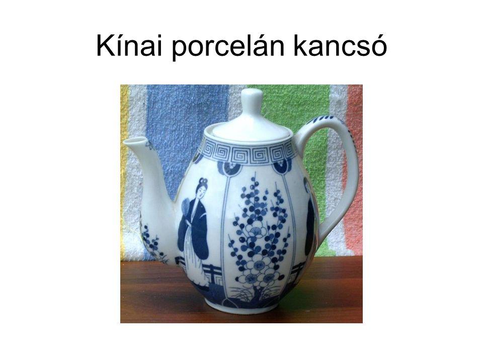Kínai porcelán kancsó