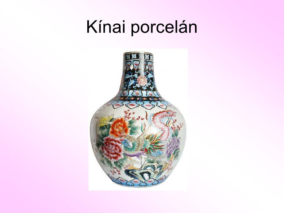 Kínai porcelán