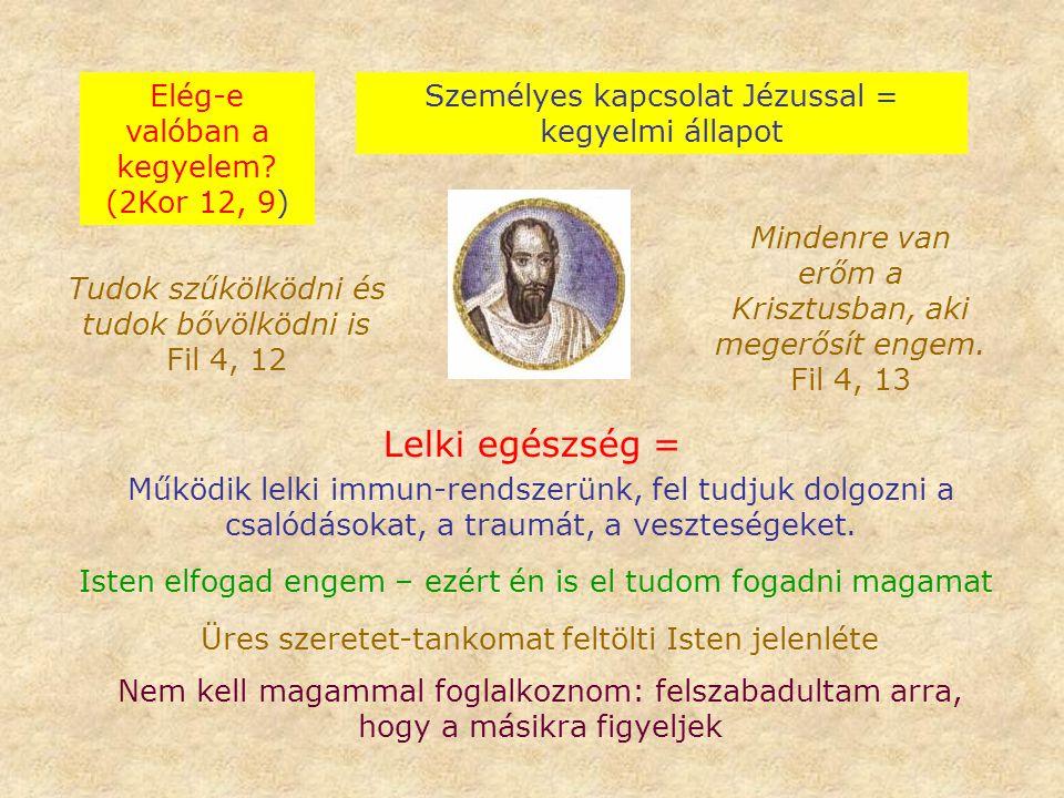 A hitben élők osztályrésze Miről beszél a Zsid 11, 1- 12, 3.