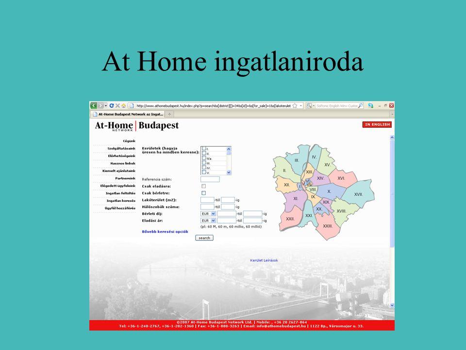 At Home ingatlaniroda
