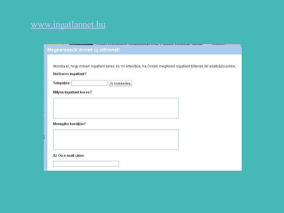 www.ingatlannet.hu