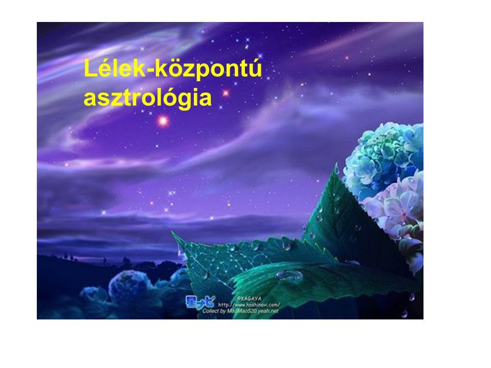Lélek-központú asztrológia