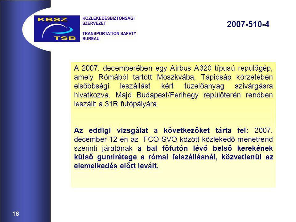 16 2007-510-4 A 2007.
