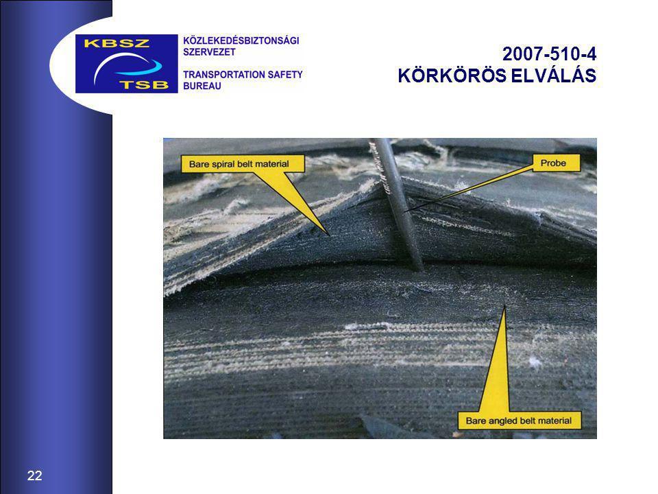 22 2007-510-4 KÖRKÖRÖS ELVÁLÁS