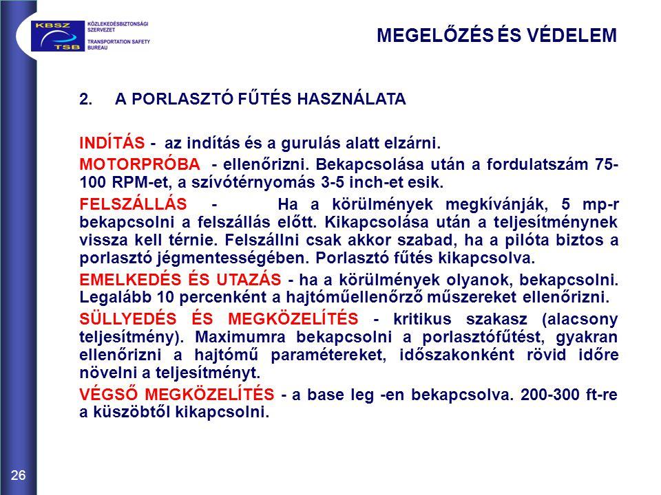 26 MEGELŐZÉS ÉS VÉDELEM 2.