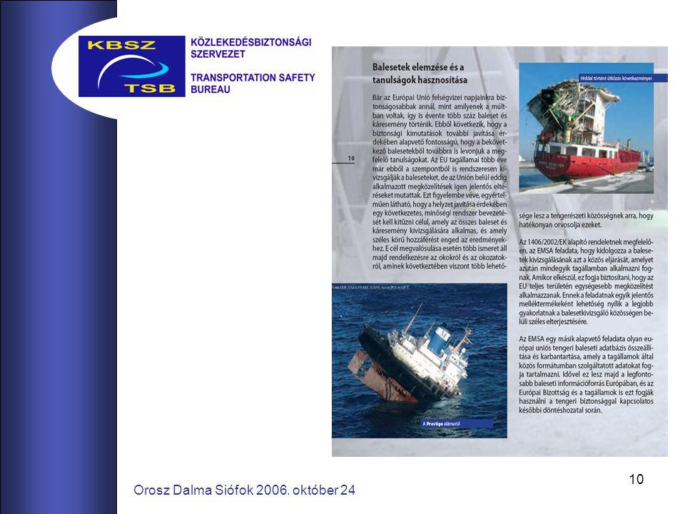 10 Orosz Dalma Siófok 2006. október 24