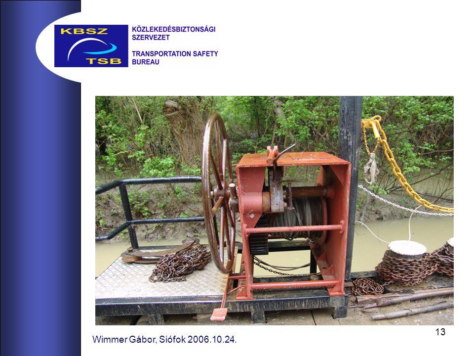 13 Wimmer Gábor, Siófok 2006.10.24.