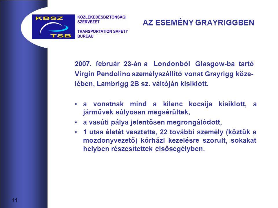 11 AZ ESEMÉNY GRAYRIGGBEN 2007.
