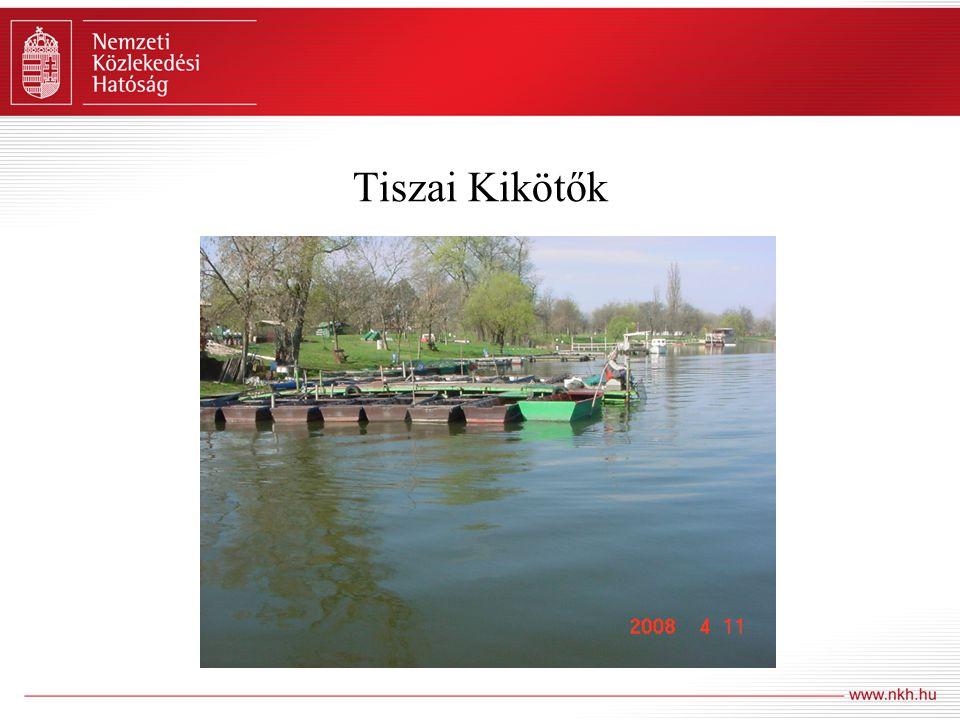 Tiszai Kikötők