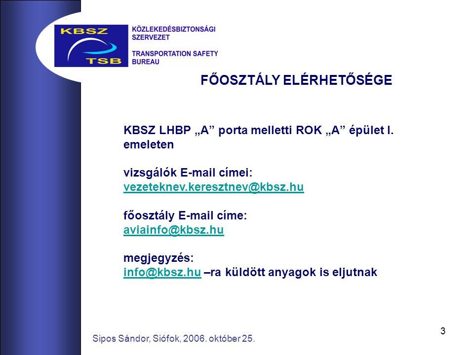 4 Sipos Sándor, Siófok, 2006.október 25.