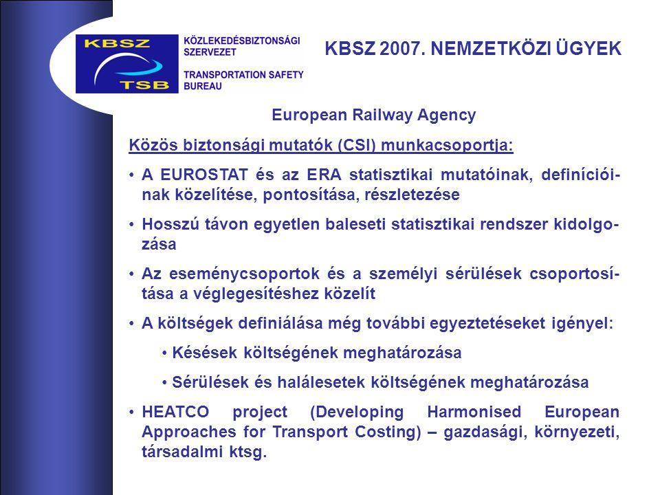 KBSZ 2007.
