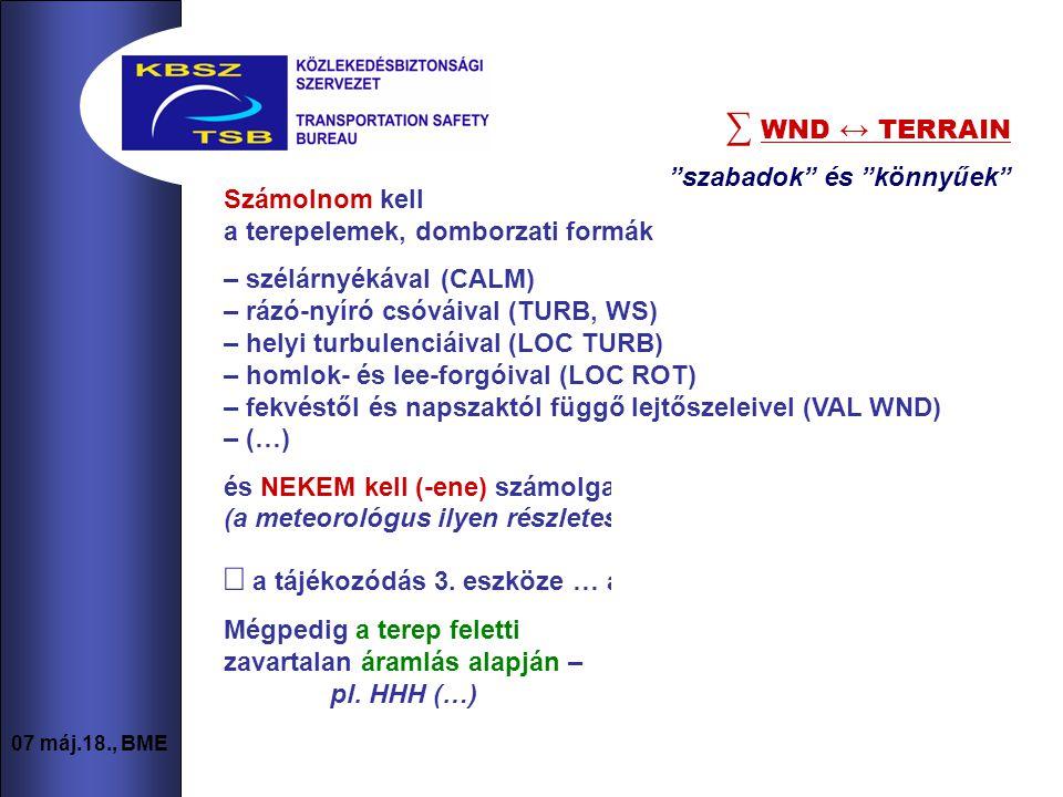 6 07 máj.18., BME hegy-völgyi (termikus) légkörzés (csak.