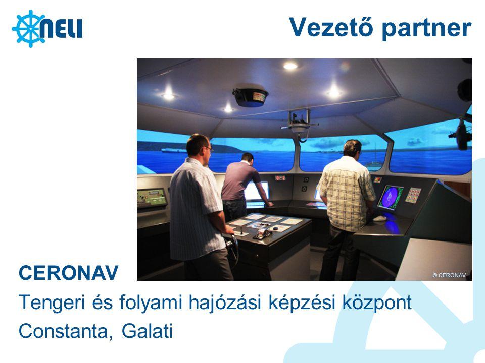 CERONAV Tengeri és folyami hajózási képzési központ Constanta, Galati © CERONAV Vezető partner