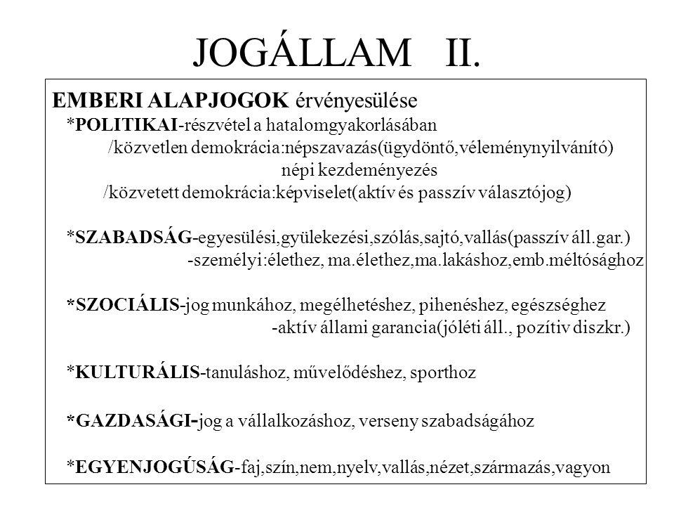 JOGÁLLAM II.