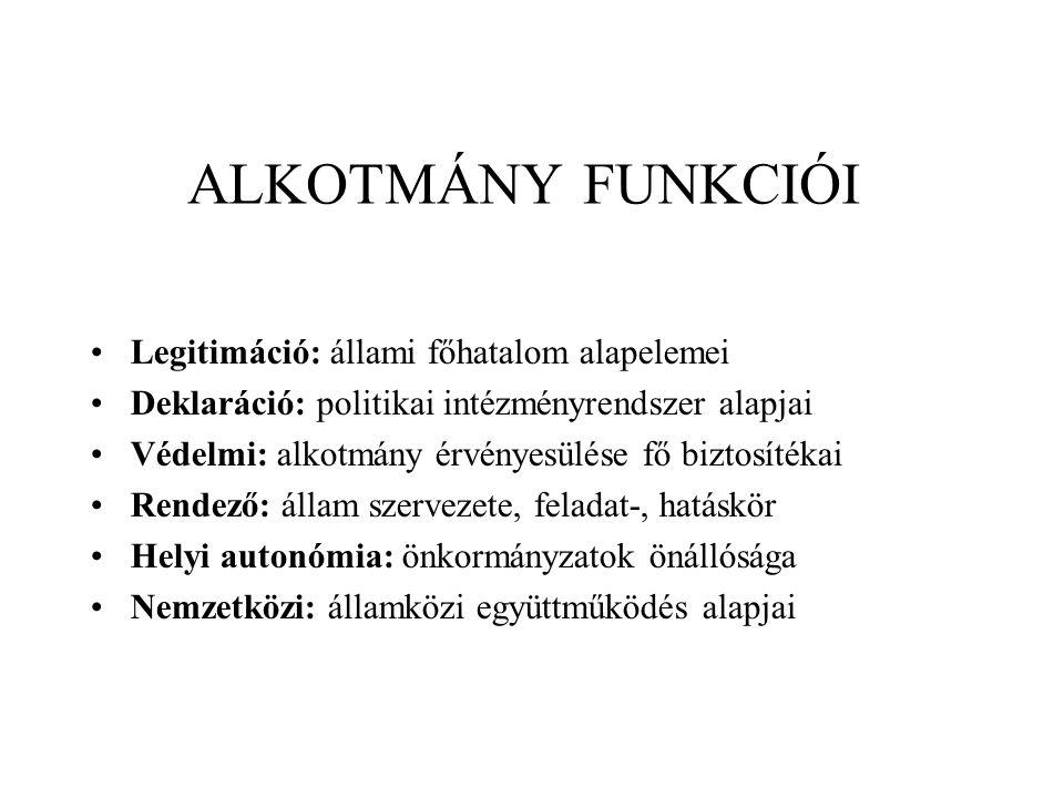 TULAJDONJOG III.