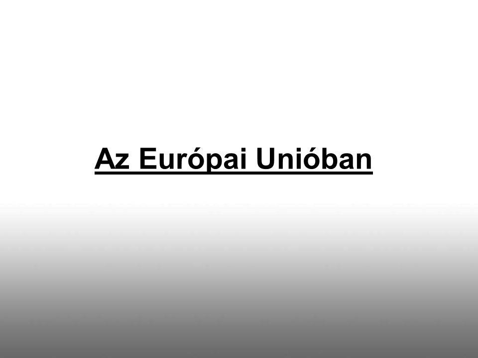 Az Európai Unióban