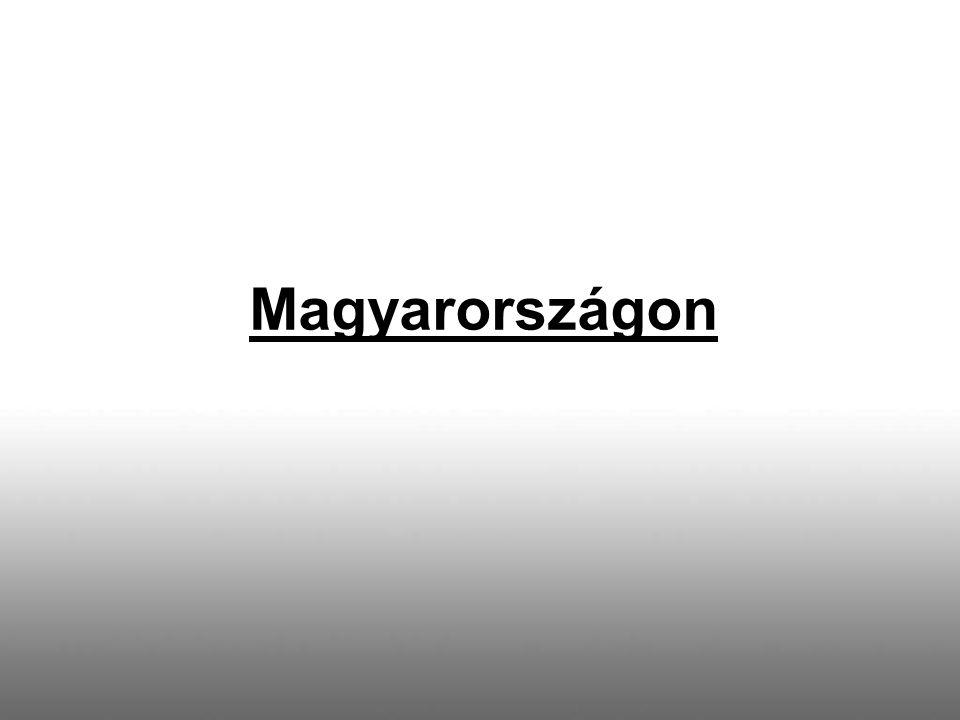 Magyarországon
