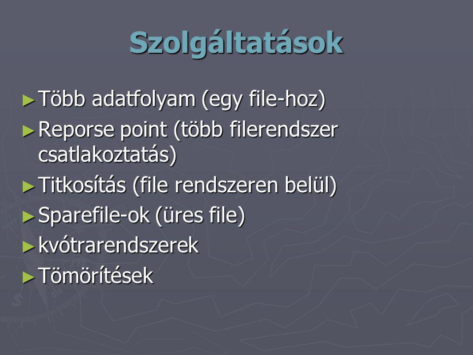 Jogosultság Példákkal -rw------- 1 vipera users 0 2006-11-14 01:30 file_600 -rw------- 1 vipera users 0 2006-11-14 01:30 file_600 -rw-r--r-- 1 vipera users 0 2006-11-14 01:31 file_644 -rw-r--r-- 1 vipera users 0 2006-11-14 01:31 file_644 -rwxr-xr-x 1 vipera users 0 2006-11-14 01:31 file_755 -rwxr-xr-x 1 vipera users 0 2006-11-14 01:31 file_755