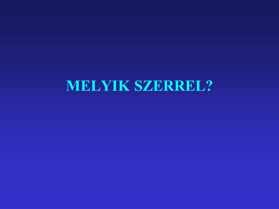 MELYIK SZERREL?
