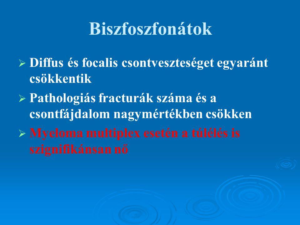 BISPHOSPHONATE OKOZTA ÁLLKAPOCS OSTEONECROSIS (Bisphosphonate associated Osteonecrosis of the Jaw)   Első észlelés: Marx RE.