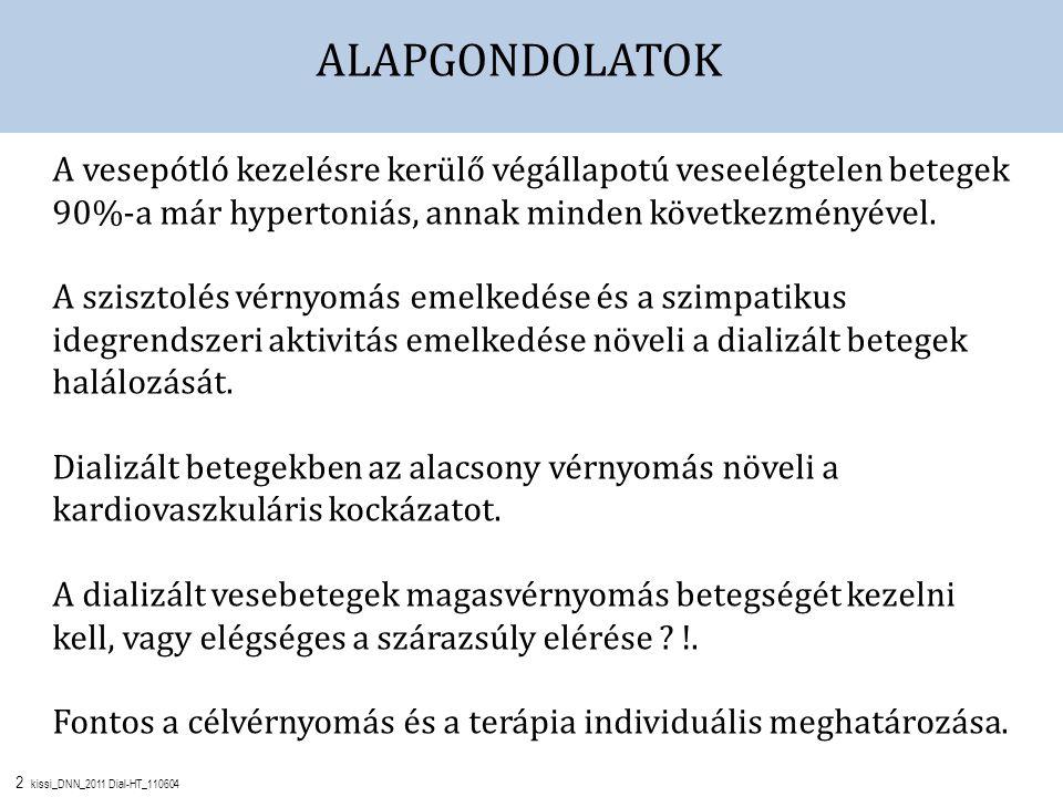 3 kissi_DNN_2011 Dial-HT_110604 A hypertonia oka végállapotú veseelégtelenségben