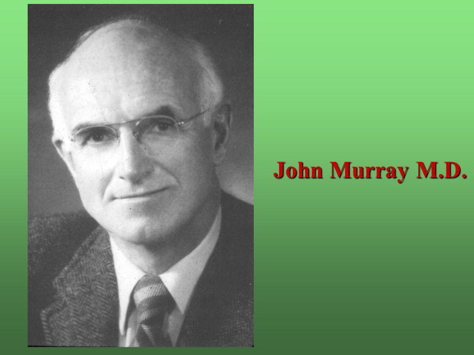 John Murray M.D.