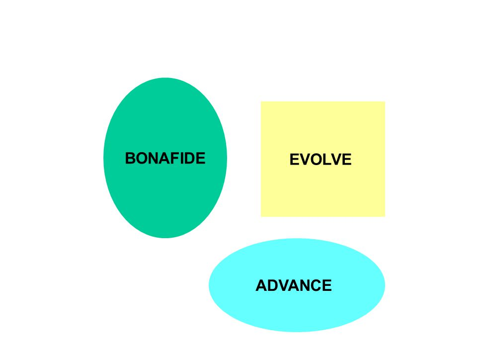 BONAFIDE EVOLVE ADVANCE