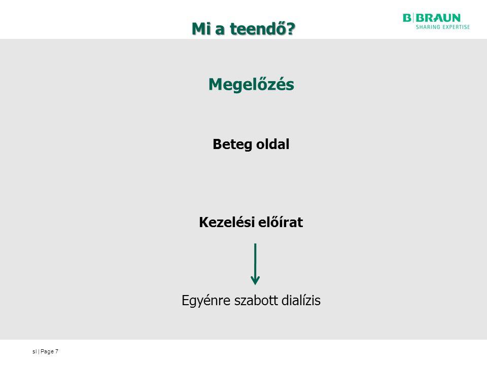 sl   Page Beteg oldal - Megelőzés Együttműködő beteg Folyamatos, következetes edukáció (team munka) Folyadék fogyasztás Napi fogyasztható folyadék kimérése, max.
