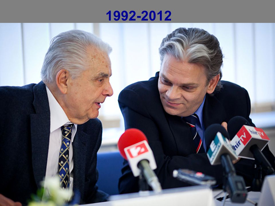 Túlélési kilátások (felnőtt HTX) Kaplan-Meier Survival by Era (Transplants: 1/1982 – 6/2007) ISHLT 2009.