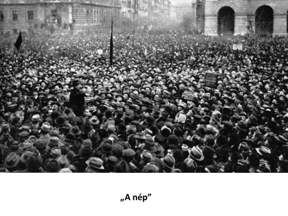 """""""A nép"""