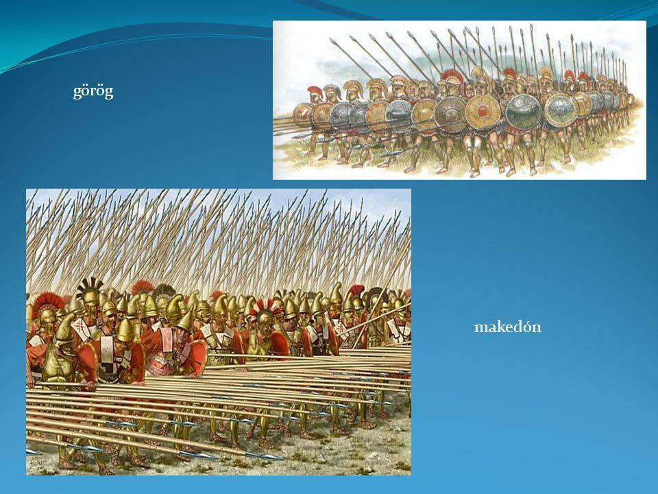 görög makedón