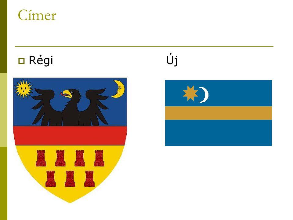 Címer  Régi Új
