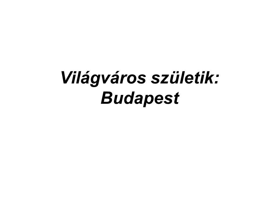A dualizmus fellendülése a leglátványosabb eredményeket Budapesten érte el.