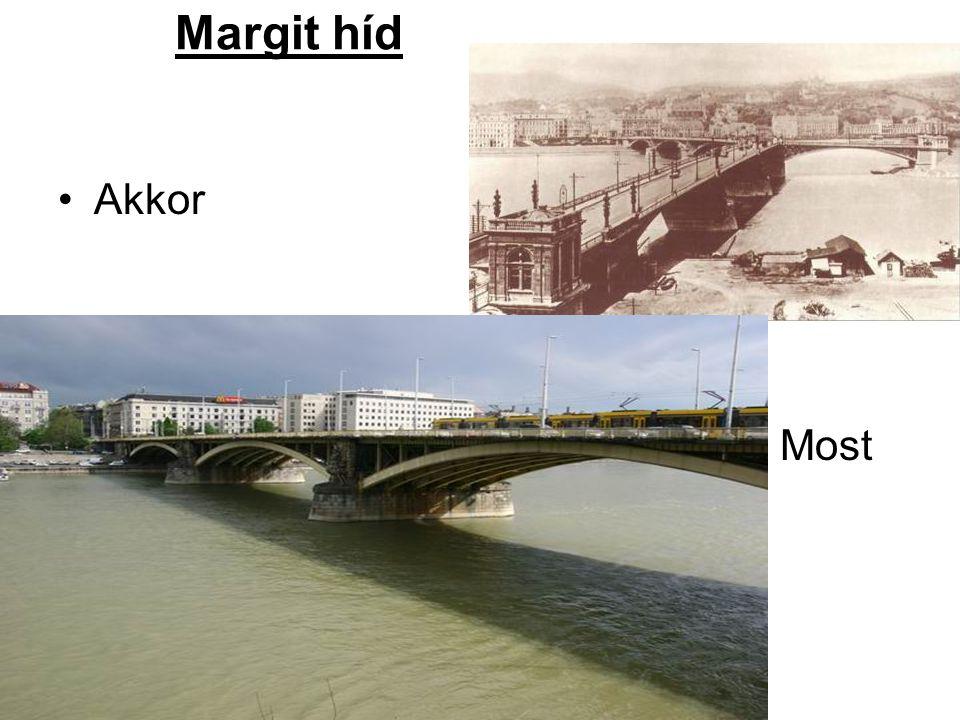 Várostervezés, városrendezés Budapest utcaképe megváltozott.
