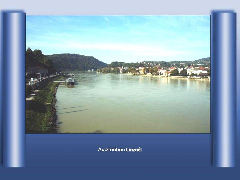 P PP Passau térségében hagyja el Németországot