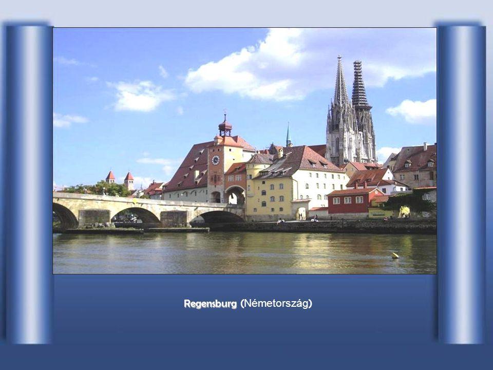 R RR Regensburg ( Németország )