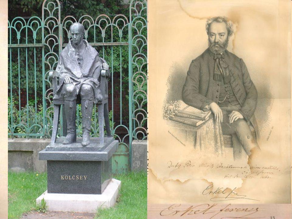 Kölcsey Ferenc költeményét, a magyar nemzeti Himnuszt idéző, 2006 májusában felavatott alkotást V.