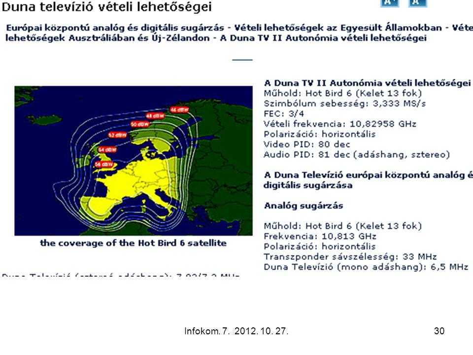 Infokom. 7. 2012. 10. 27.30
