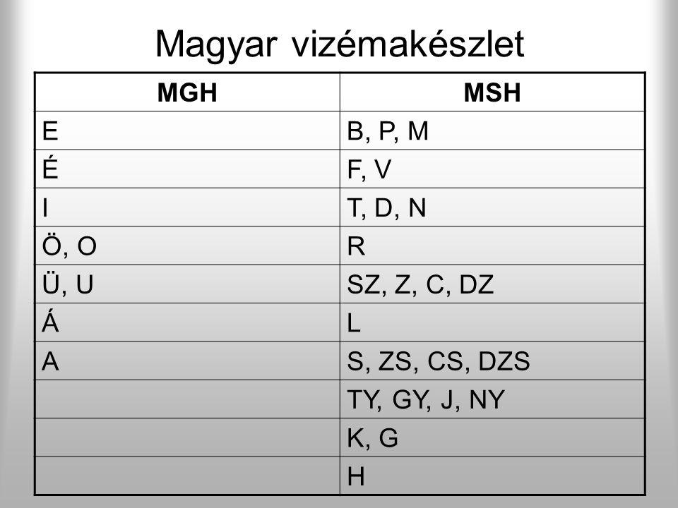 FA jellegzetességei Beszéd Intonáció Hangerő Ritmus Hangszín Fonéma 8000 - 48000 Hz Vizuális beszéd Ajak Nyelv Fogak Arcpofa Vizéma 25 - 100 fps