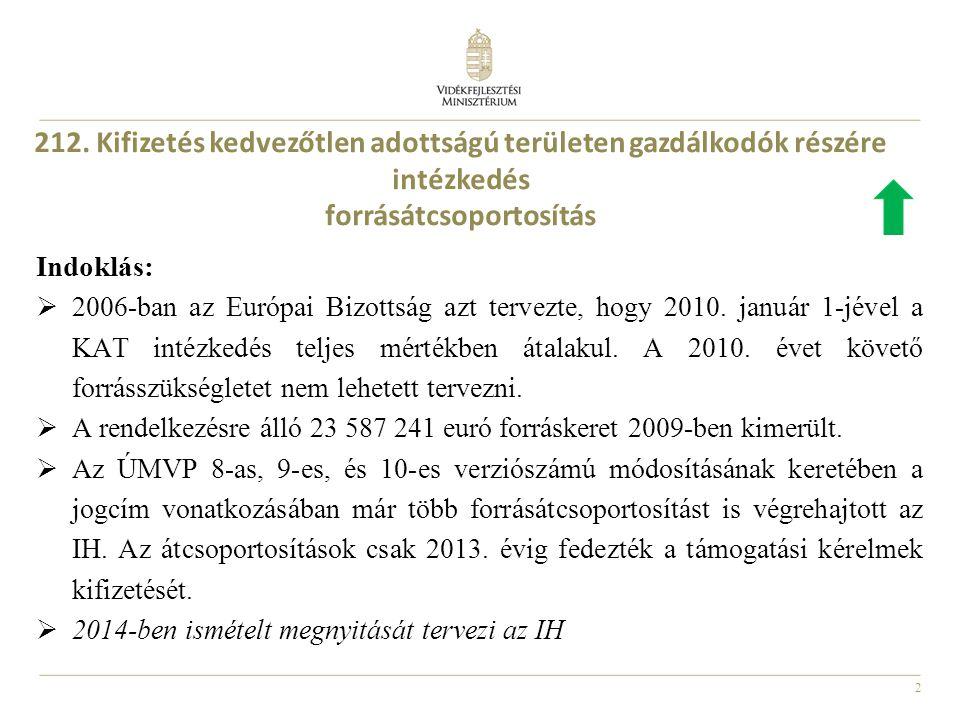 2 Indoklás:  2006-ban az Európai Bizottság azt tervezte, hogy 2010.